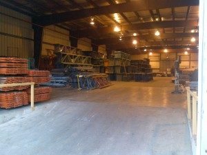 We Buy Used Racking - Round Rock, TX
