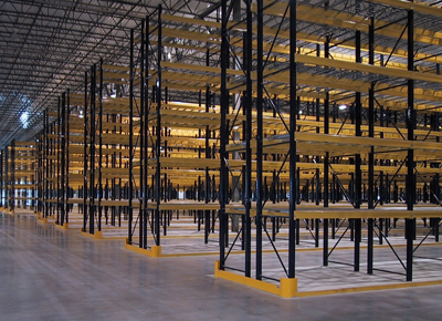 Used Pallet Racking - Warehouse Storage Racks Leander, TX